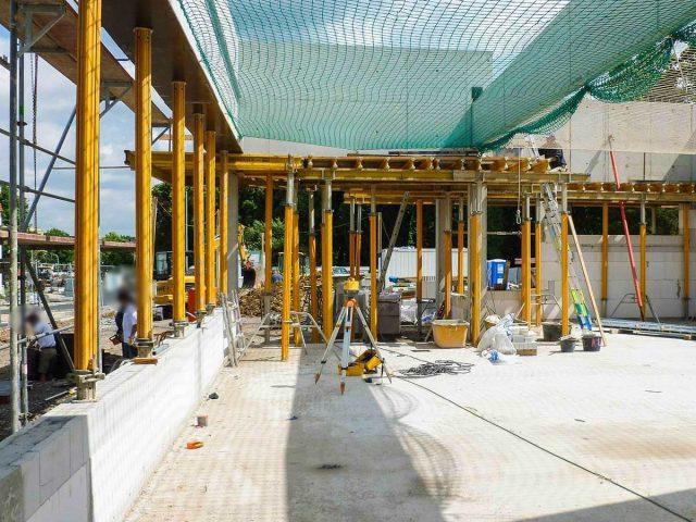 Neubau eines Discountermarktes in Werl
