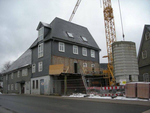 """Umbau Haus """"Tante Röschen"""""""