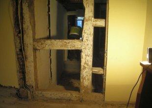 Umbau und Sanierung des Pfarrhauses in Winterberg