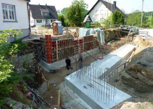 "Neubau der Brücke ""Mecklinghausen"""
