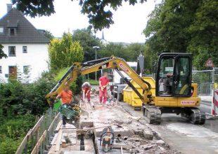 Brückensanierung Ruhrbrücke K15 – Olsberg